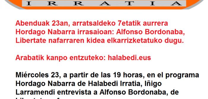 Anuncio Alfonso Ln Halabedi 23 diciembre