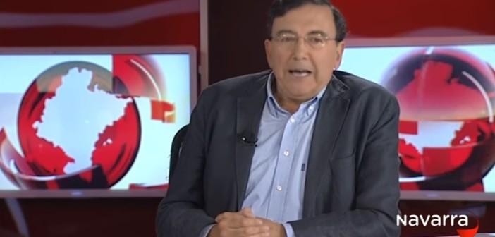 Entrevista a Tomás Urzainqui en Navarra Tv.