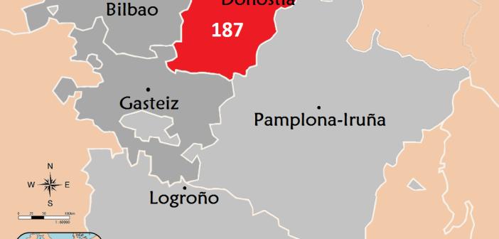 Resultados electorales de Libertate nafarra – Libertad navarra (Ln) 25-9-2016